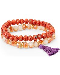 Catherine Stein - Double Strand Beaded Bracelets - Lyst