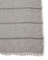 English Laundry - Grey Lightweight Scarf - Lyst