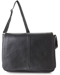 Latico   Black Heritage Messenger Bag   Lyst