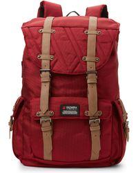 Olympia - Wine Hopkins Backpack - Lyst