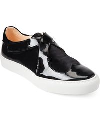 Camilla Elphick - Heart & Soul Leather Low-top Sneakers - Lyst