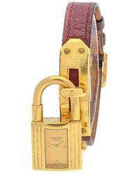 Hermès - Kelly Watch - Vintage - Lyst