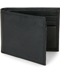 Perry Ellis Portfolio - Black Passcase With Removable Id Passcase Wallet - Lyst