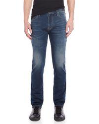 Armani Jeans - Dark Wash J45 Regular Fit Jeans - Lyst