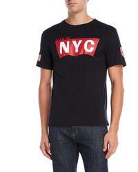 Defend Brooklyn - Live In Nyc Logo Tee - Lyst