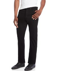 Cheap Monday - Black In Law Mid-rise Tapered Cropped Jeans - Lyst