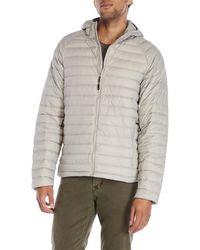 Weatherproof | Hooded Packable Down Jacket | Lyst