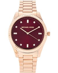 Michael Kors - Mk3753 Gold-tone Petite Norie Watch - Lyst