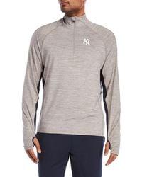 47 Brand   Quarter-zip Active Pullover   Lyst