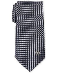 Roberto Cavalli - Linked Circle Silk Tie - Lyst
