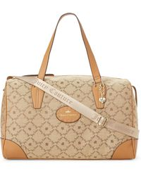 Juicy Couture - Tobacco Yours Truly Weekender - Lyst