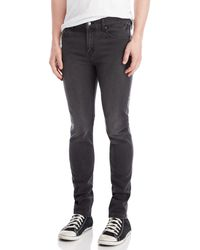 Cheap Monday - True Grey Skinny Jeans - Lyst