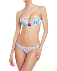 William Rast - Wild At Heart Underwire Bikini Top & Bottom - Lyst