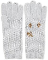 BCBGMAXAZRIA - Knit Bees Knees Gloves - Lyst