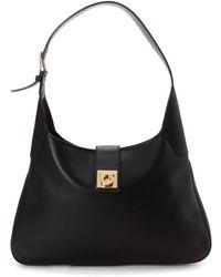 4ee5b501712 Prada Shoulder Bag - Vintage in Black   Lyst