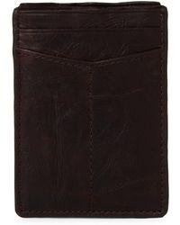 Fossil - Ingram Magnetic Card Case - Lyst