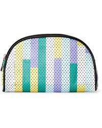 Under One Sky - Printed Small Cosmetic Bag - Lyst
