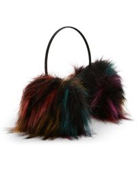 C-lective - Multicolor Faux Fur Earmuff - Lyst