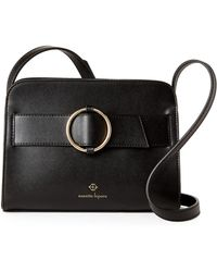 Nanette Lepore - Black Makenna Crossbody - Lyst