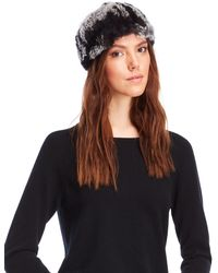 C-lective - Real Fur Headband - Lyst