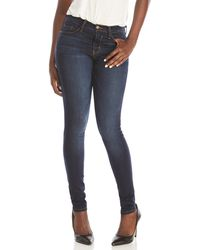 Flying Monkey - High-Waisted Skinny Jeans - Lyst