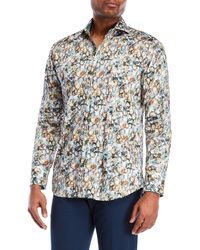 Bogosse - David Jewel Printed Sport Shirt - Lyst