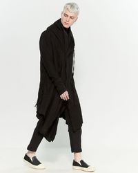 Army Of Me Layered Hooded Coat