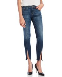 Flying Monkey - Front Seam Regular Fit Jeans - Lyst