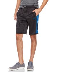 adidas - Perforated Stripe Basketball Shorts - Lyst