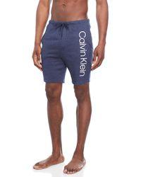 Calvin Klein - Knit Jam Shorts - Lyst