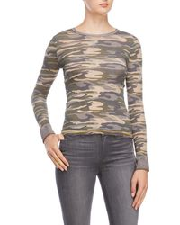 Derek Heart - Printed Lightweight Thermal Top - Lyst