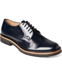 Dries Van Noten - Leather Lace-up Oxfords - Lyst