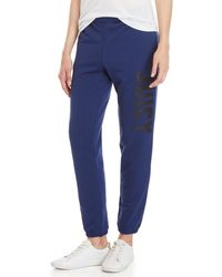 Juicy Couture - Glitter Logo Joggers - Lyst