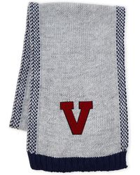 Vince Camuto - Varsity Knit Scarf - Lyst