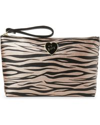 Betsey Johnson - In Charge Charging Wristlet - Lyst