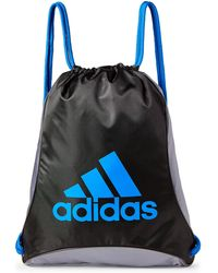 adidas - Black & Grey Bolt Ii Sackpack - Lyst