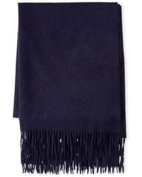 Mulberry - Classic Cashmere Shawl - Lyst