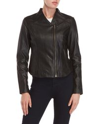 Walter Baker - Kimberly Leather Jacket - Lyst