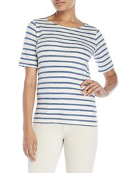 Max 'n Chester | Boatneck Top | Lyst