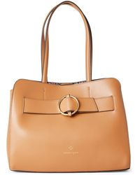 Nanette Lepore - Saddle Makenna Shoulder Bag - Lyst