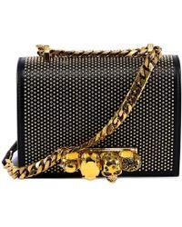 Alexander McQueen - Studded Shoulder Bag - Lyst