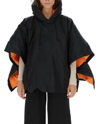 Comme des Garçons - Oversized Hooded Shell Down Jacket - Lyst