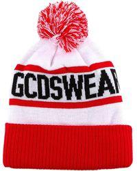Gcds - Knitted Beanie - Lyst