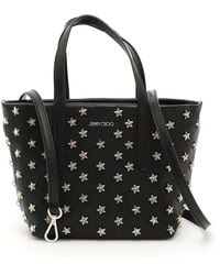 Jimmy Choo - Sara Mini Tote - Lyst