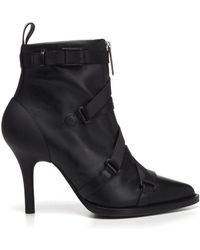Chloé - 90 Strappy Ankle Boots - Lyst