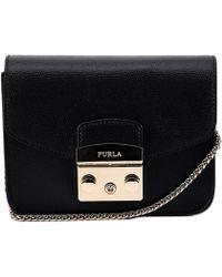 Furla - Iconic Chain Shoulder Bag - Lyst