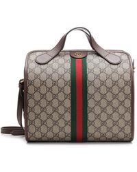 1cbe16e10b9f Gucci Detachable Shoulder Strap in Metallic for Men - Lyst