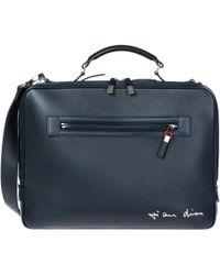 Dior Homme - Logo Zip Briefcase - Lyst