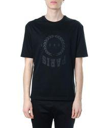 Dior Homme - Paris T-shirt - Lyst