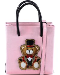 Moschino - Circus Teddy Tote Bag - Lyst